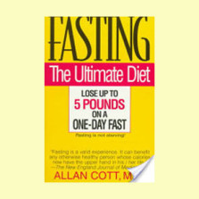 Book Review – Fasting The Ultimate Diet by Allan Cott