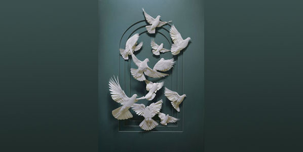 Chat-E on 'Exquisite Paper Sculptures of Wildlife – Unbelievable!'
