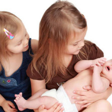 Intuitive Parenting 1: When a sibling is born
