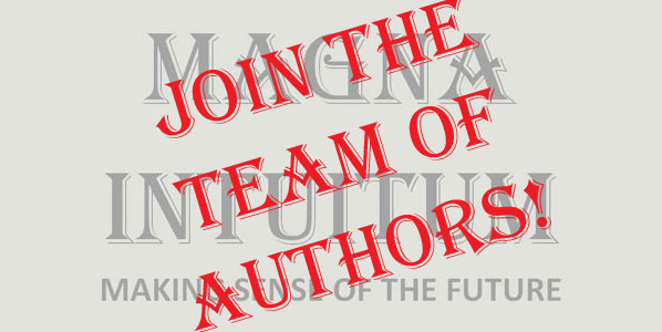 Join the Team of Authors with Magna Intuitum!