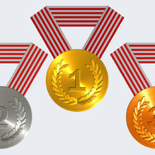 'Olympic Medals' competition