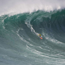 Biggest wave surfed? Portugal here I come!