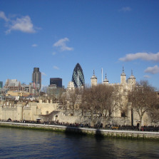 The Energy of Cities – London!