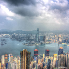 The Energy of Cities – Hong Kong!