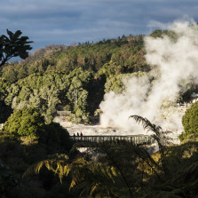 The Energy of Cities – Taupo, Rotorua and Auckland!