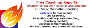 Noble Manhattan Coaching - FREE coaching reports