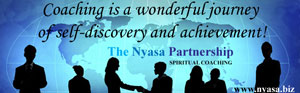 Spiritual Coaching with The Nyasa Partnership